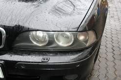 Start vrakování BMW e39 530D facelift M-Paket Touring