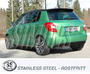 Fabia RS 2010-
